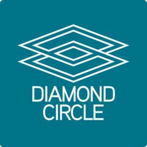 Diamond Circle road